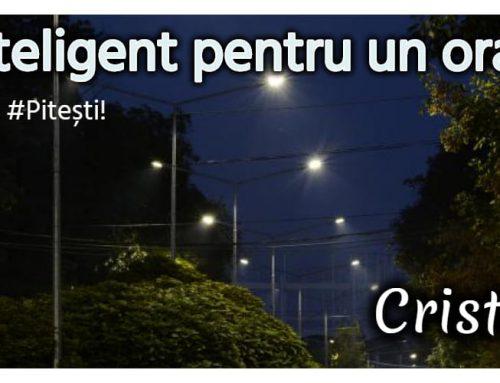 Iluminat Inteligent pentru un oraș modern!